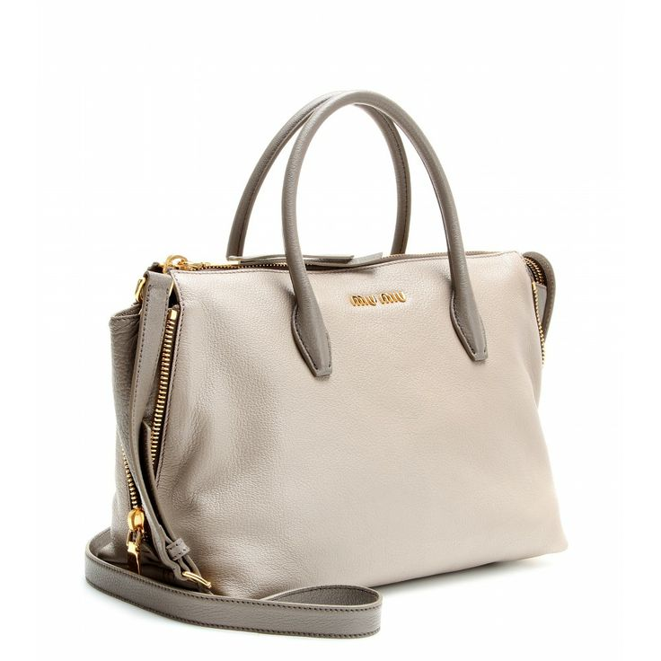 mytheresa.com - Leather tote - Luxury Fashion for Women / Designer clothing, shoes, bags