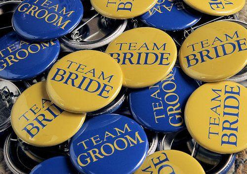 Freundin der Braut? Cousin des Bräutigams? Bei einer Hochzeit kommen so viele verschiedene Gäste zusammen - das ist eine wirklich witzige und einfach Idee, damit diese Frage schoneinmal geklärt ist!