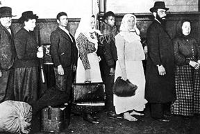 Immigration of the Jews