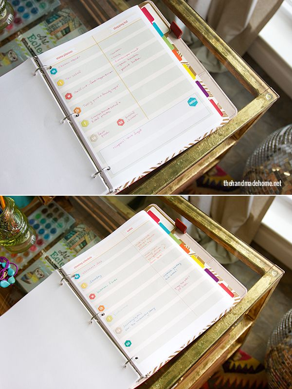 free planner and calendar + more {2015} | the handmade home