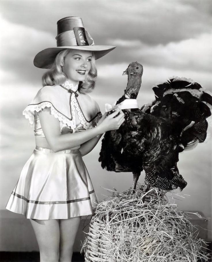 Vintage Postcard At Alameda Flea Bates Thanksgiving