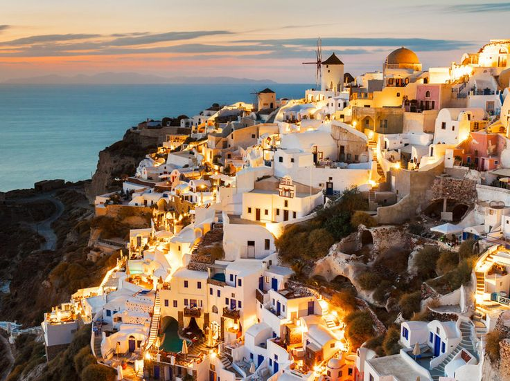Ask Wendy: What Should I Do in Santorini, Greece? - Condé Nast Traveler
