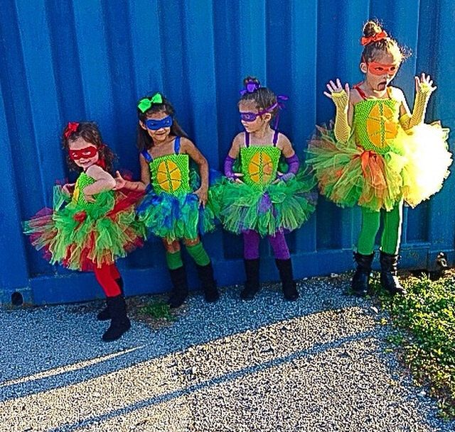 ONE DAY SALE   24.95 Only - Any color turtle tutu dress - Any size nb - 8 - tmnt inspired ninja turtle tutu girl turtle costume by PamperedPaisley on Etsy https://www.etsy.com/listing/218537922/one-day-sale-2495-only-any-color-turtle