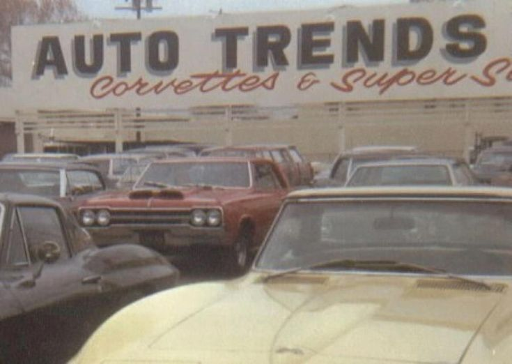 Mid 60s Used Muscle Cars Dealership #MuscleCars #LoveOnlineToday.com