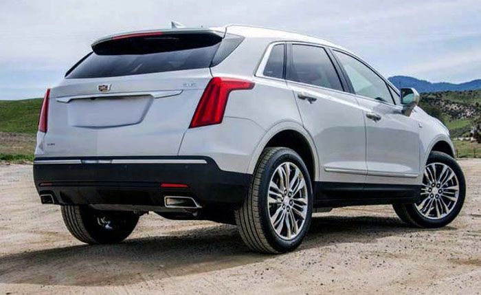 Cadillac XT7 Specs, Release Date And Price >> 2018 Cadillac Xt7 Price Cadilliac Suv Models First