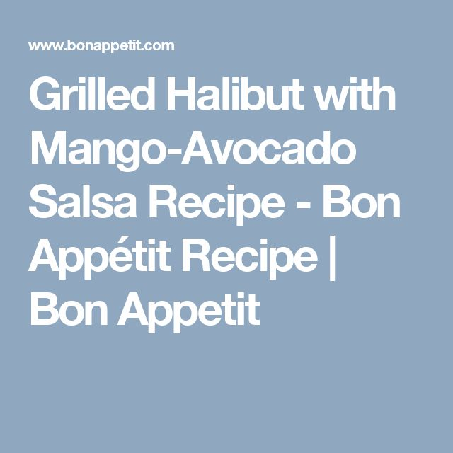 100+ Grilled Halibut Recipes on Pinterest | Halibut ...