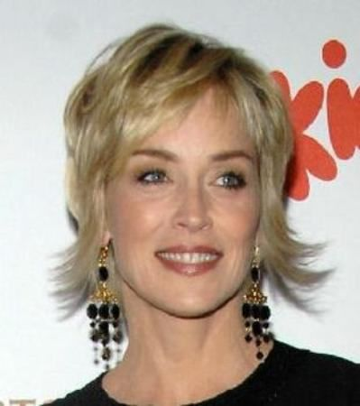 The 25+ best ideas about Sharon Stone Hair on Pinterest ...
