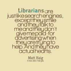 #librarylove