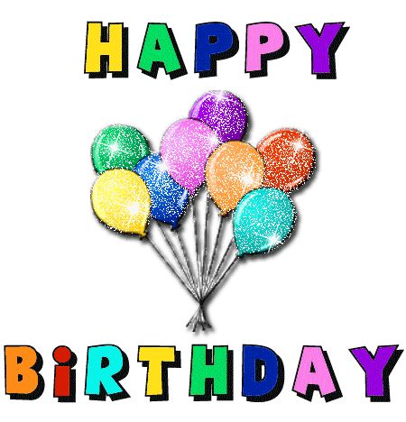 Birthday Glitters, Images - Page 4