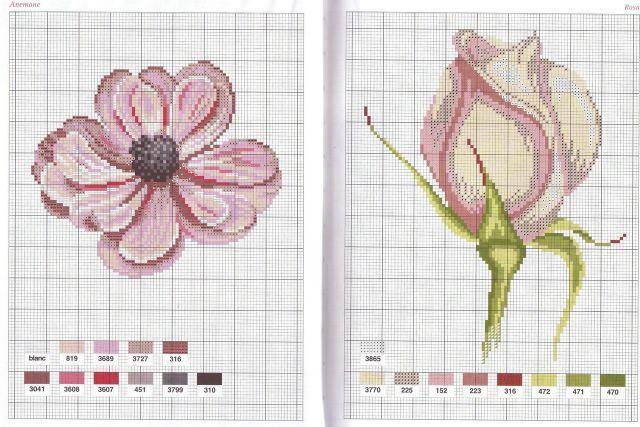 Gallery.ru / Фото #6 - Цветы DMC - ZinaidaR