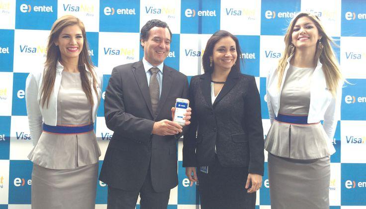 Lee Entel y VisaNet lanzan App para realizar recargas