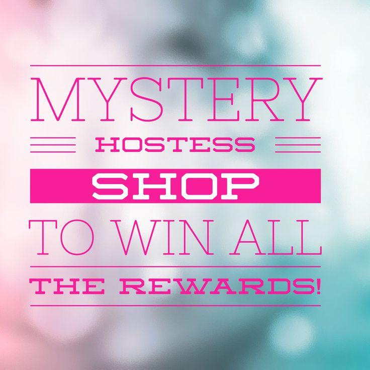 Mystery hostess                                                                                                                                                      More