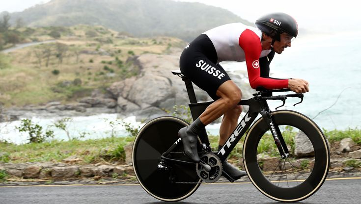 Veteran Swiss rider Fabian Cancellera proved his pedigree once more by powering to victory in the Rio 2016 men's time trial on 10 August. The 35-year-old Cancellera showed that age is no impediment.