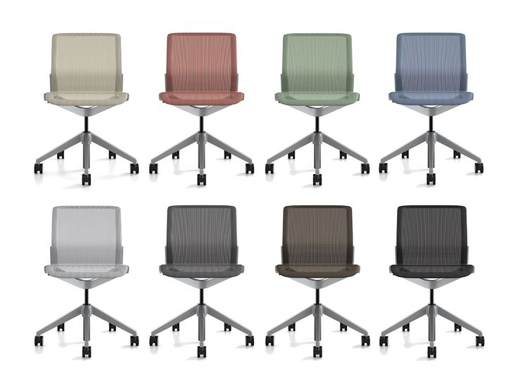 Allsteel Clarity Chair Designed In Partnership With BMW DesignworksUSA Office Furniture Seating