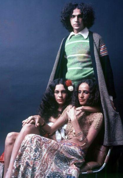 .Caetano Veloso, Gal Costa & Maria Bethania.