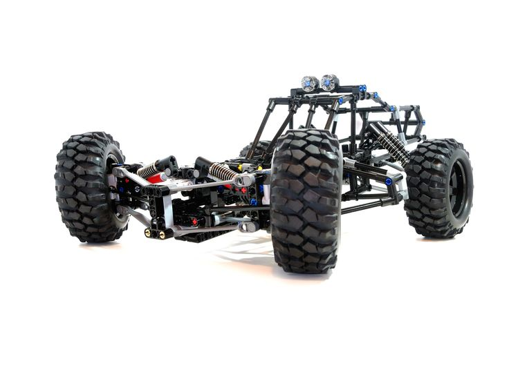 My RC Lego Technic Buggy. Lego Technic Low Rider Buggy.