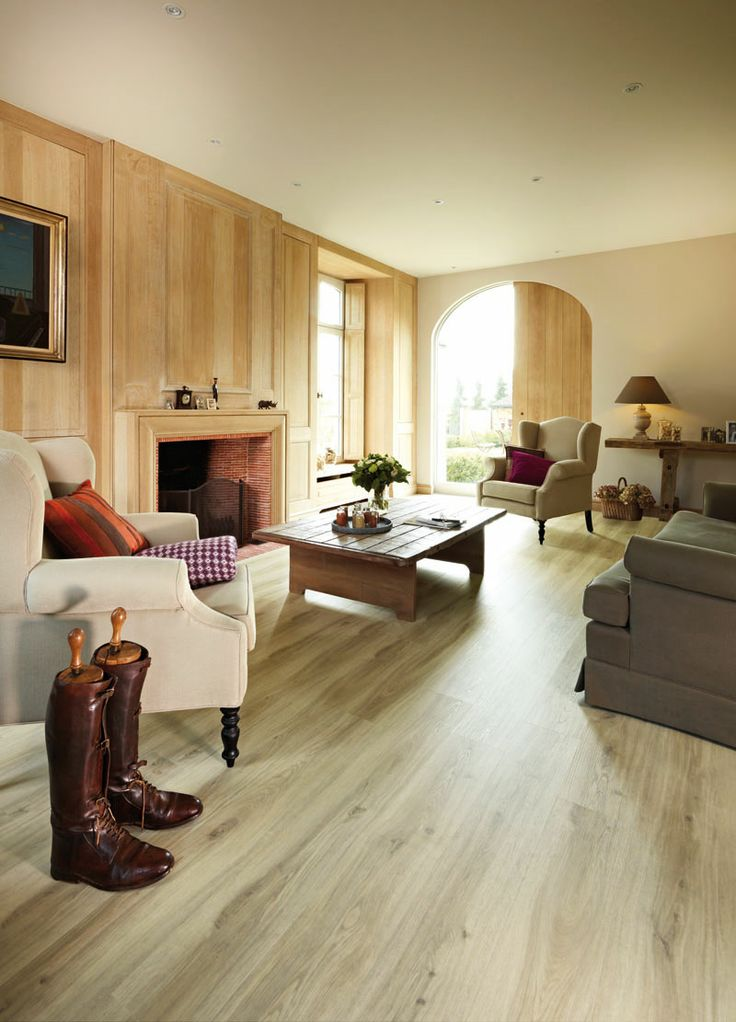 Loving luxury vinyl tiles a collection of ideas to try for Country home collections flooring