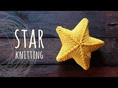 Tutorial Tricotando Estrela 3D