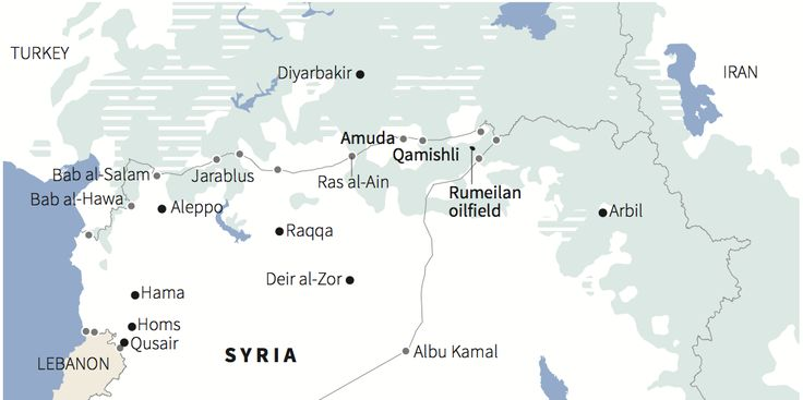 Here's The New Kurdish Country That Could Emerge Out Of The Iraq Crisis