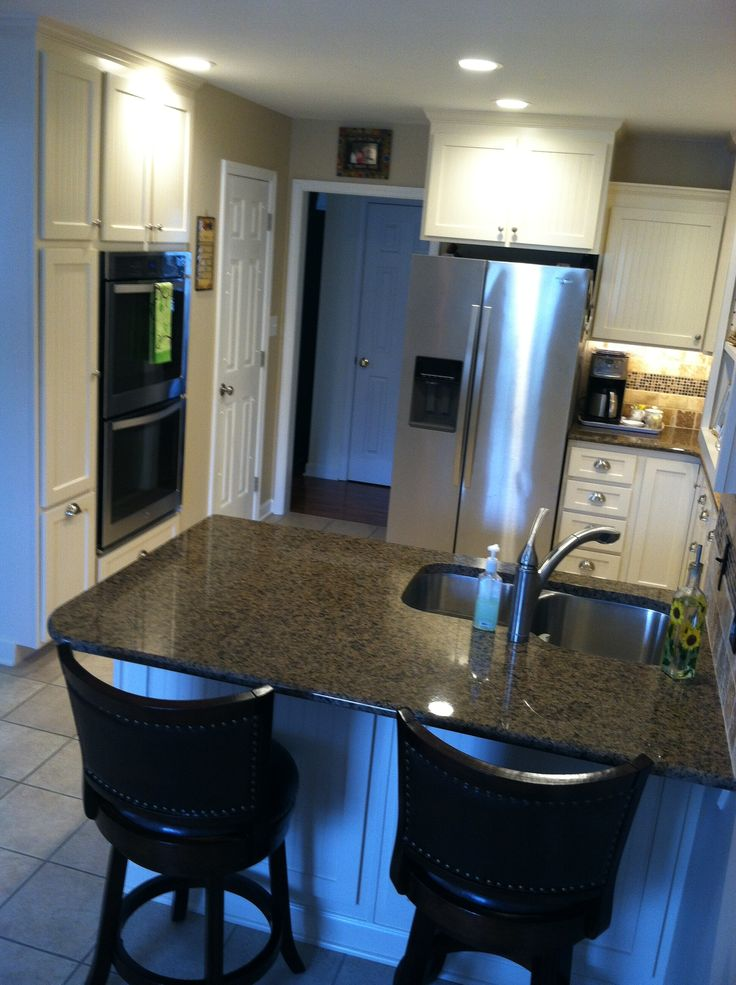 Kitchen Remodel Completed By Cornerstone Home Construction In Winston Salem Nc Www Builtbychc Com