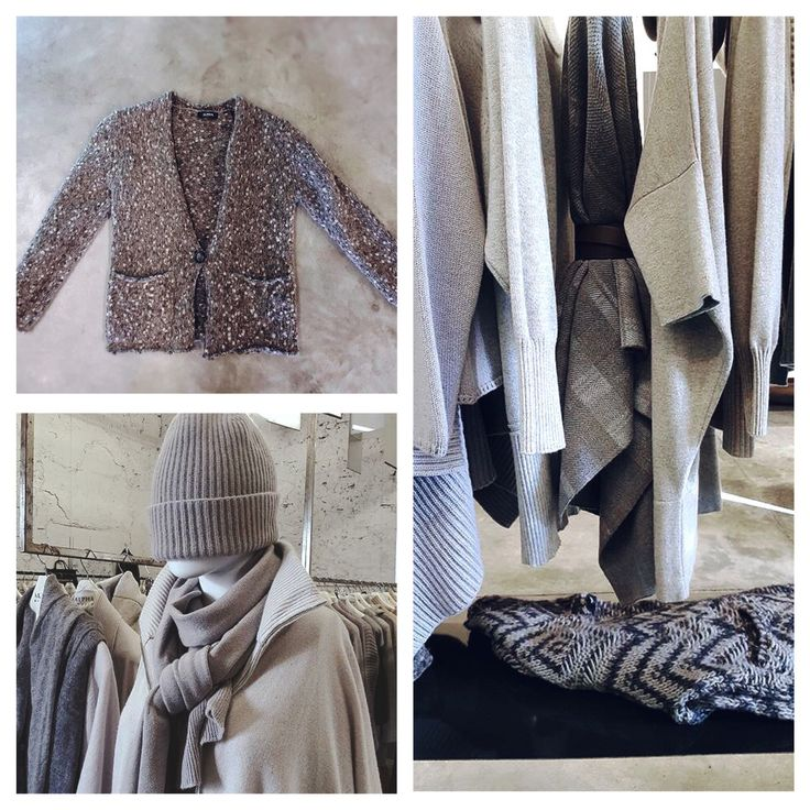 Details from #AlphaStudio #fw16 women's collection in our Sicily showroom    #knitwear #womenstyle #womenwear #details #knitwear #gauge #yarn #glamour #style #stylish #maglieria #fashion #salescampaign #sicily #catania #fancy #women