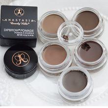 Venda quente Anastasia Beverly Hills à prova d ' água Eye Brow enchimento DIPBROW pomada 5 cores para a mulher