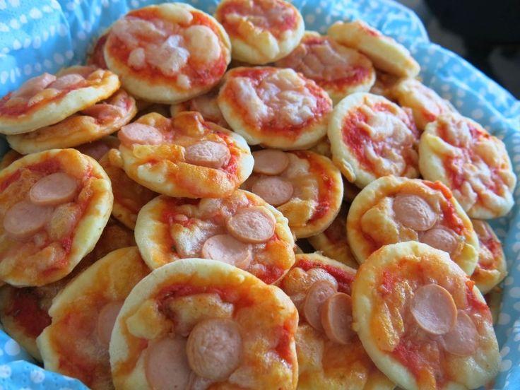 Pizzette magiche