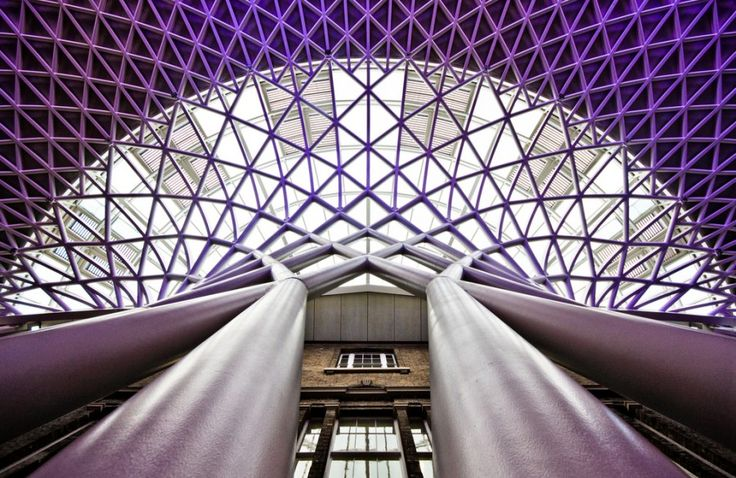 The incredible King's Cross Station in London, England