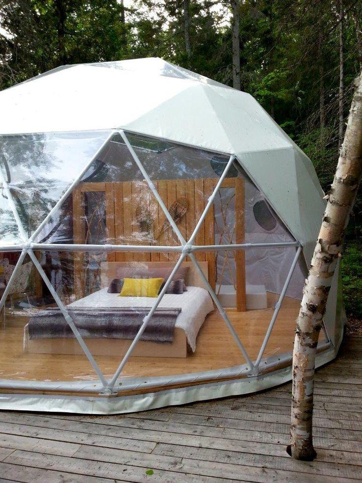 Best 25 Geodesic Dome Homes Ideas On Pinterest Geodesic