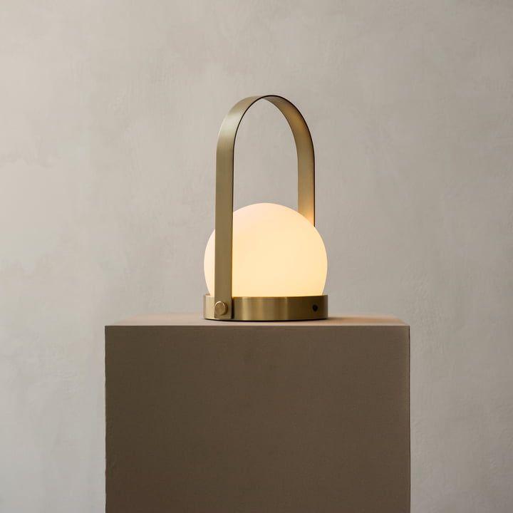 Carrie Tragbare Led Lampe Von Menu Online Kaufen Connox Led Lampe Led Led Tischleuchte