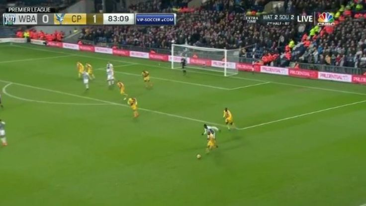 Andros Townsend's Remarkable 80-Yard Run Wins #Goal Of The Month. #Andros #Townsend #AndrosTownsend #soccergoals #soccergame #goals