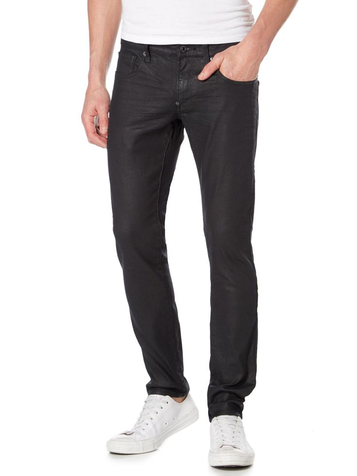 Buy your G-Star Revend Slander Super Slim Dark Wash Stretch Jeans online now at House of Fraser. Why not Buy and Collect in-store?
