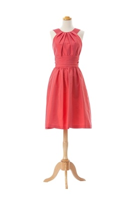 Halter Cocktail Dress with Pockets by Alfred Sung, Bridesmaids!