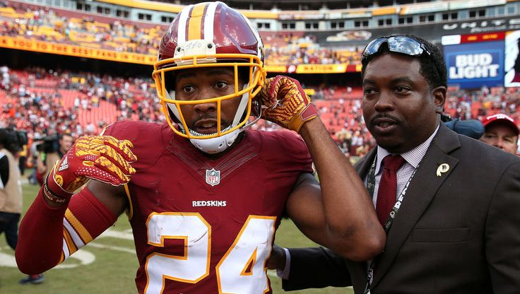 Josh Norman Doesn't Know the Redskins Kicker's Name