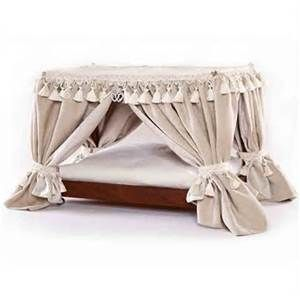 Cabana Couture Canopy Bed for dogs  sc 1 st  Pinterest & 131 best Pet beds images on Pinterest | Pet beds Dog cat and Pets