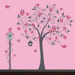 (25) Vinilos, Viniles, Decoracion Infantil, Niños, Niñas - Bs. 10.780,00 en Mercado Libre #vinilo #decorativo #infantil #arbol