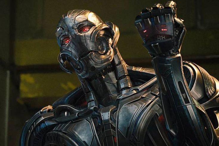 Ultron Prime in this summer's 'Avengers' will be voiced by James Spader. Excited Much?