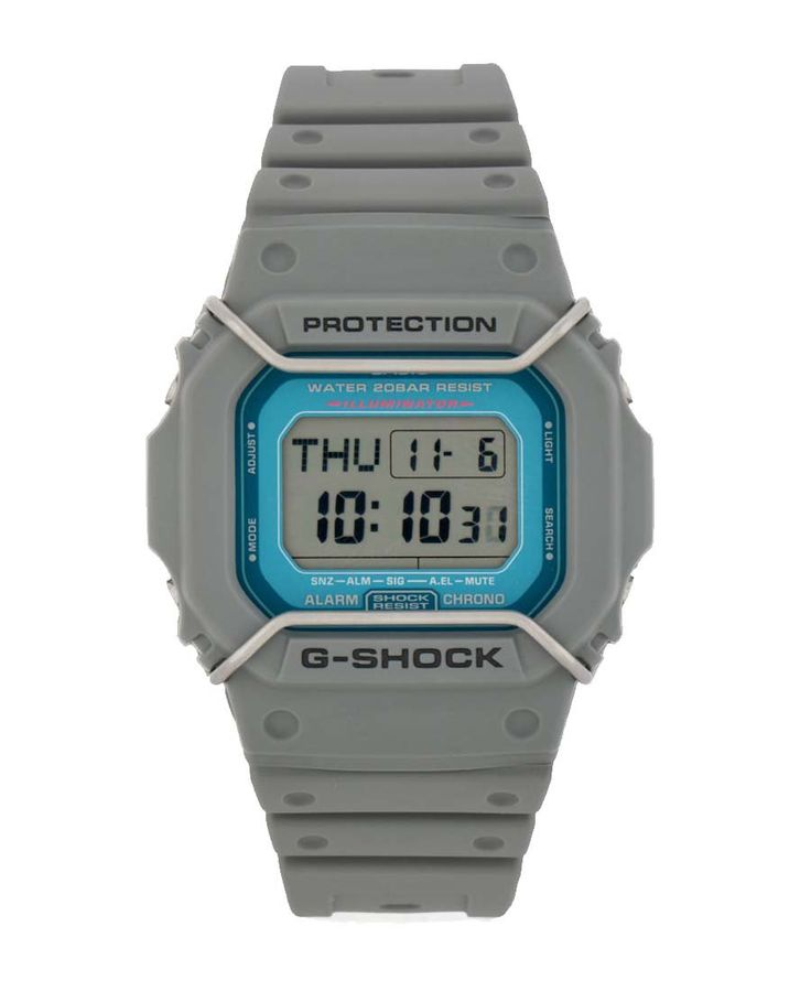 Most iconic digital watch! G Shock Dw D5600P 8Dr Watches by CASIO, watch with a shock resist technology, digital watch that made from resin, silicone strap, square case, this watch has alarm, and it's water resistant, so you can wear this watch wherever you go. http://www.zocko.com/z/JHHiG