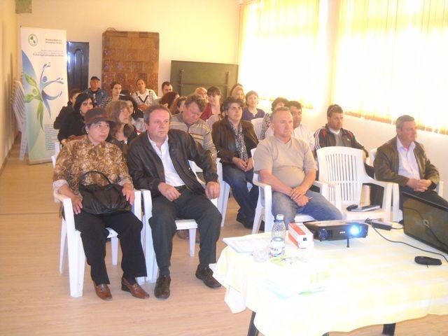 FĂRCAȘELE și TRAIAN județul OLT – Seminar local pentru formare de formatori, educație ecologică
