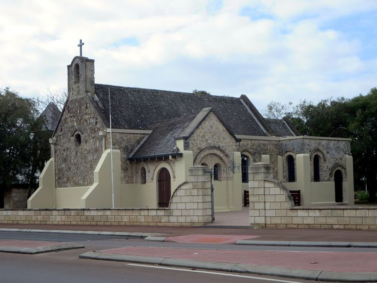 St Mary`s Anglican Church (1845) in Busselton is the oldest stone church in Western Australia.