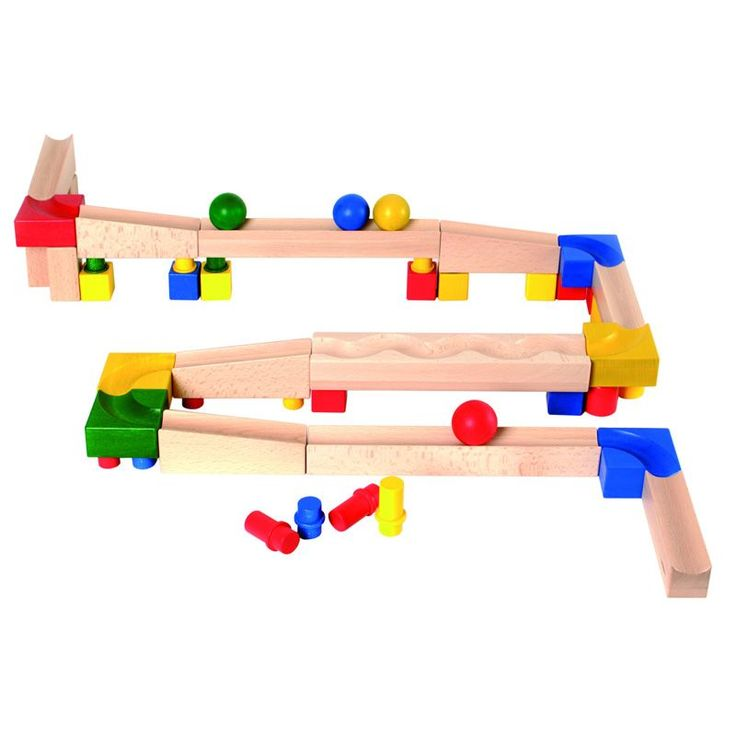 Cubio Kugelbahn Ball Track