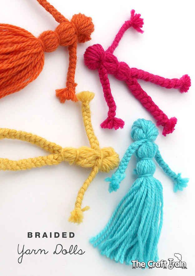 17 Best Ideas About Yarn Dolls On Pinterest Chicken