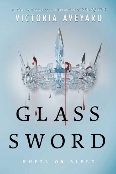 Glass Sword (Red Queen, Book 2) - BookOutlet.com