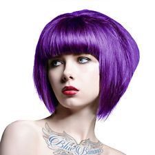 Image result for purple hair dye