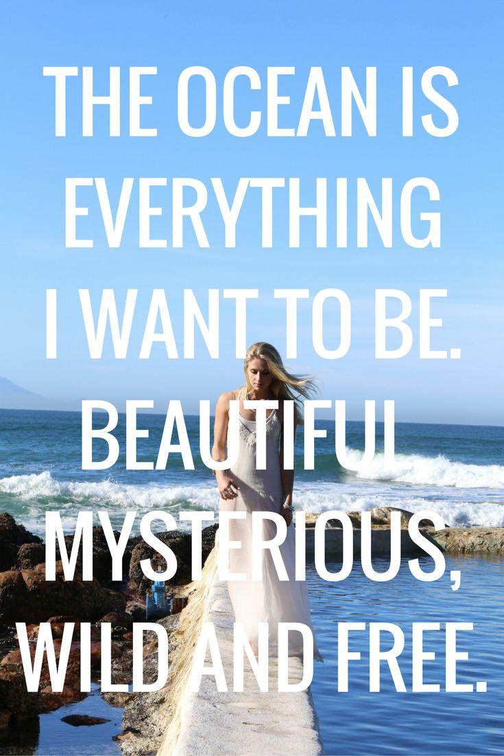 Beautiful. Mysterious. Wild. Free.   www.miglio.com