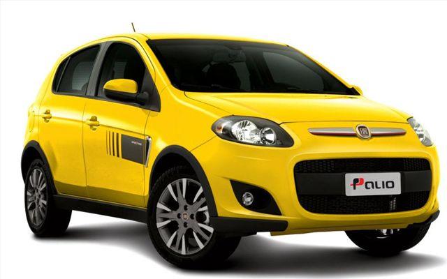 Falhas no motor do novo Fiat Palio