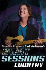 Carl Verheyen Online Guitar Lessons - TrueFire
