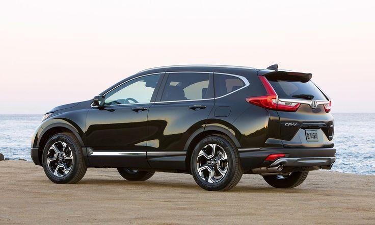 Honda prices retooled 2017 CR-V from $24,925 - http://blog.clairepeetz.com/honda-prices-retooled-2017-cr-v-from-24925/
