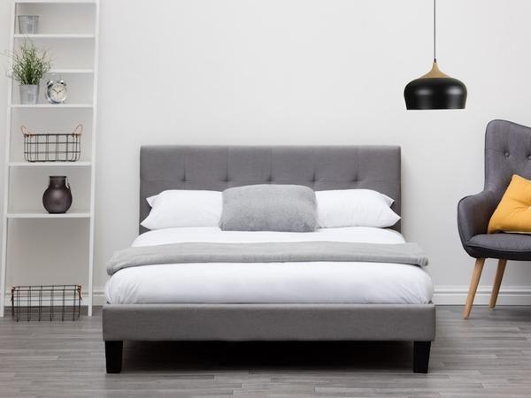 Trends To Try Bedside Hanging Lights Minimalist Bedroom Color Modern Bedroom Design Minimalist Interior Living Room