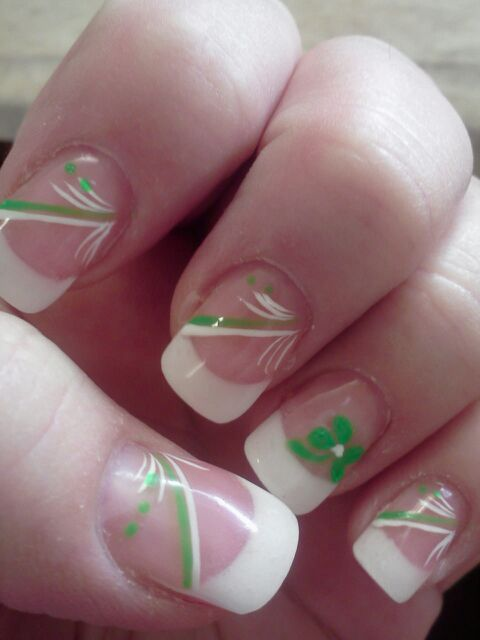 1000 Images About St Patrick S Day Nail Design On